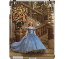 Cinderella made it to the Ball! iPad Case/Skin