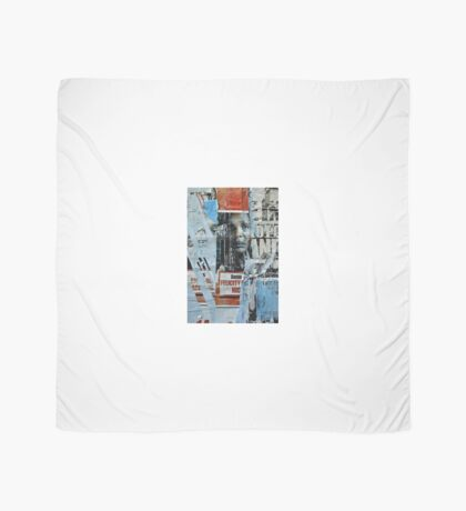 Torn Posters Scarf