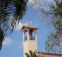 Church Steeple by Rosalie Scanlon