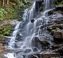 Sylvia Falls. by Andrew Bosman