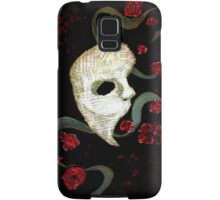Phantom of the Opera Mask and Roses Samsung Galaxy Case/Skin