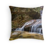 Empress Falls, Valley of the Waters. Throw Pillow