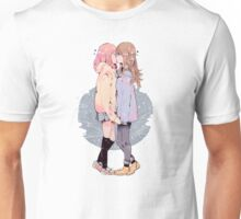 Kissing girls Unisex T-Shirt