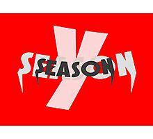 Y Season Photographic Print