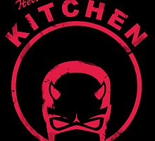 Hell's Kitchen by mikevetrone