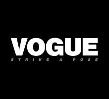 Vogue by FittedBlackTee