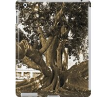 Old Magnolia iPad Case/Skin