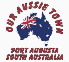 Port Augusta SA by Scott Westlake