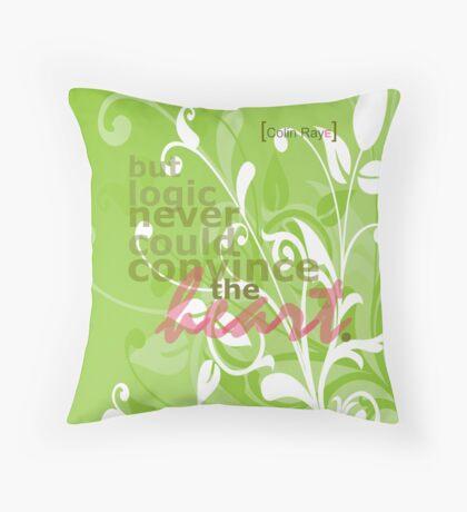 Convince Throw Pillow