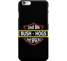 2nd BN 3rd SFG iPhone Case/Skin