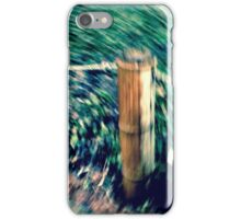 Bamboo Spin iPhone Case/Skin