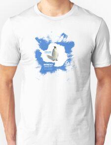 chillen in antartica Unisex T-Shirt