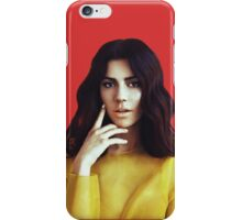 MARINA AND THE DIAMONDS FROOT PHOTOSHOOT iPhone Case/Skin