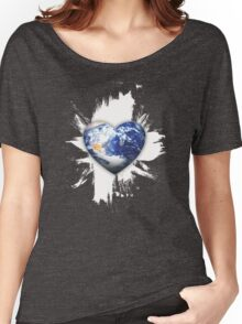 good earth Women's Relaxed Fit T-Shirt