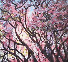 The Dogwood Tree by Karen Ilari