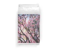 The Dogwood Tree Duvet Cover
