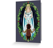 The Light of Eärendil Greeting Card