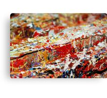 Abstract painting Canvas Print