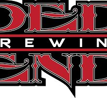 Ded End Brewing Logo by markramm