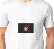 SKULL FIGURE SHOCKED Unisex T-Shirt