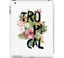 Tropical I iPad Case/Skin