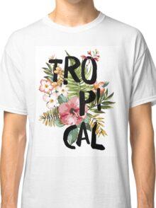 Tropical I Classic T-Shirt