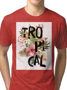 Tropical I Tri-blend T-Shirt