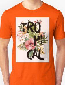 Tropical I Unisex T-Shirt