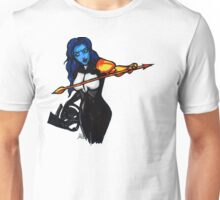 Midnight - Spear Unisex T-Shirt