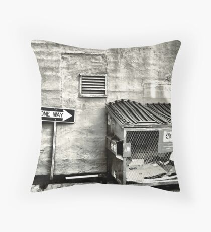 Bail Out Throw Pillow