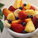 Summer Fruit Bowl by mistyrose