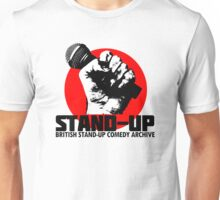 STAND-UP: British Stand-Up Comedy Archive Unisex T-Shirt