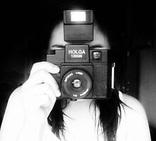 My Last Day with a Holga 120gn by douxie