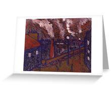 Byker Bridge Greeting Card