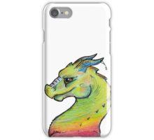 Rainbow Dragon Bust iPhone Case/Skin