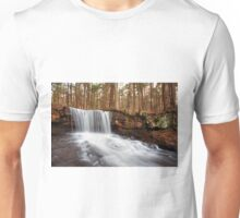 The Top of Dutchman Falls Unisex T-Shirt