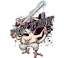New York Mankeys FREEZE Photographic Print