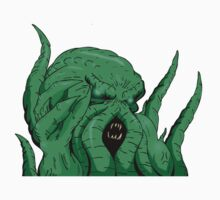 Great Cthulhu  by DanH