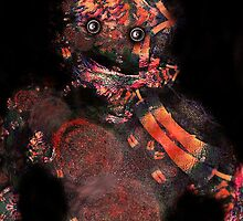 """""""Hypnagogic States Of A Latent Childhood Part Two A Bear Named Psych Edelia"""" by Kirrill D'Kainn"""