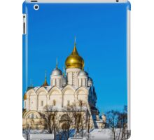 Moscow Kremlin cathedrals iPad Case/Skin