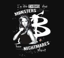 BUFFY: NIGHTMARES by Bloodysender
