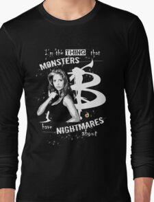BUFFY: NIGHTMARES Long Sleeve T-Shirt