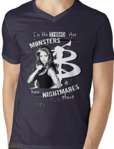 BUFFY: NIGHTMARES Mens V-Neck T-Shirt