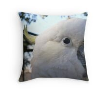 Cocky Cocky 2 Throw Pillow