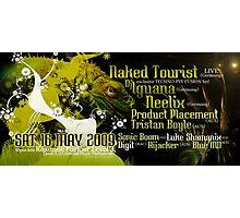 Naked Tourist & Neelix | 16 May 2009 | Melbourne Photographic Print