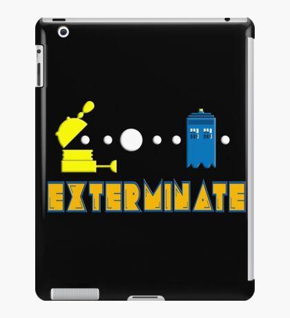 PAC DALEK iPad Case/Skin