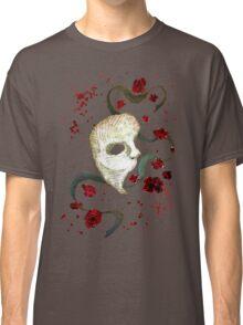 Phantom of the Opera Mask and Roses Classic T-Shirt
