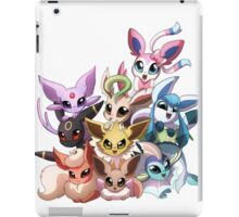 Evolution Party iPad Case/Skin