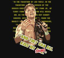 ECW Shane Douglas NWA '94 T - Shirt (censored) Unisex T-Shirt