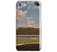 Last of the summer days iPhone Case/Skin